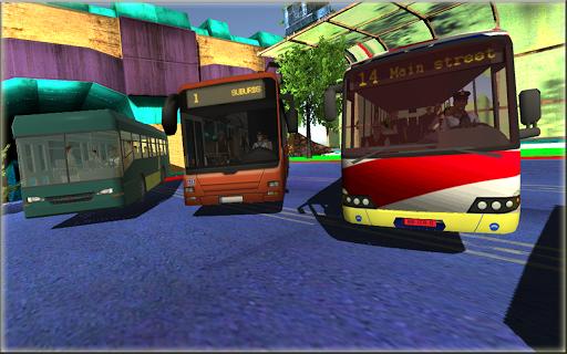Tourist Bus Simulator 2018 3D 1.0 screenshots 2