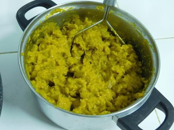 Pumpkin (pressure Cooker) Recipe