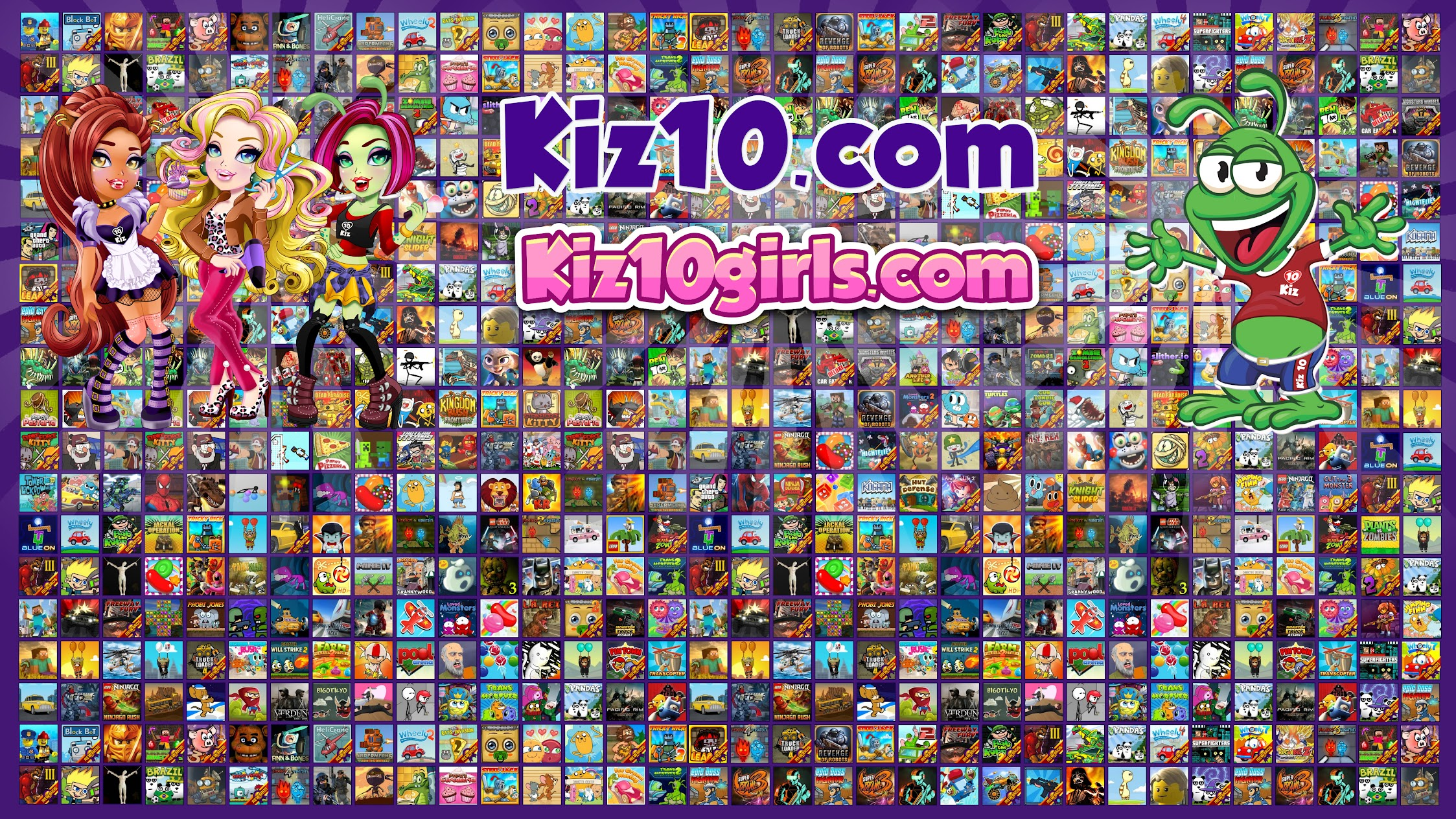 Kiz10.com Games & Kiz10girls.com Girl Games