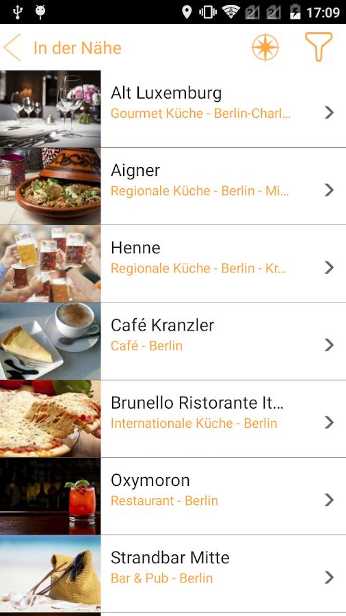 berlin reiseführer - tourias ? android-apps auf google play - Regionale Küche Berlin