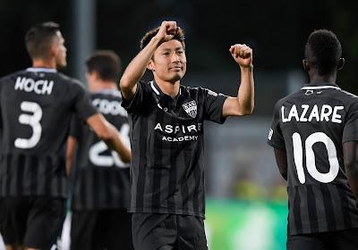 Le coach d'Eupen annonce le départ de Yuta Toyokawa et la blessure de Rocha