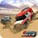 Offroad 8 Wheeler Russian Truck Racing Outlaws 3D icon
