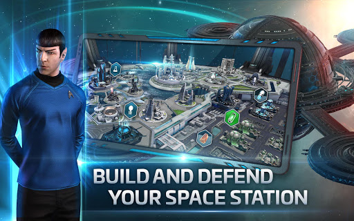 Star Trek Fleet Command screenshot 17