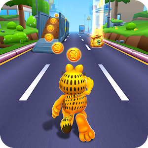 Garfield Rush 2.1.7 APK MOD