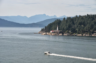 Photo: Leaving Vancouver, Day 1