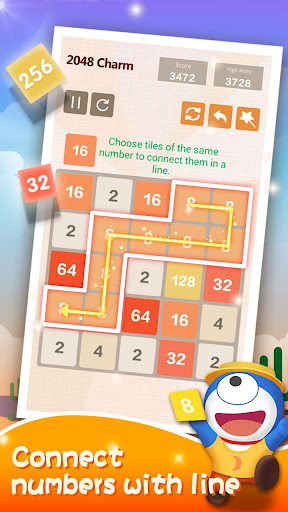 2048 Charm: Classic & Free, Number Puzzle Game 4.6501 screenshots 2