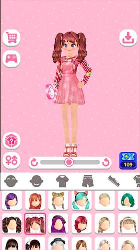 Download Styledoll - Avatar maker APK latest version Game by