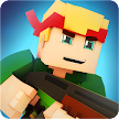 Block Shooting 3D: Zombie Wars Online (Survival) APK