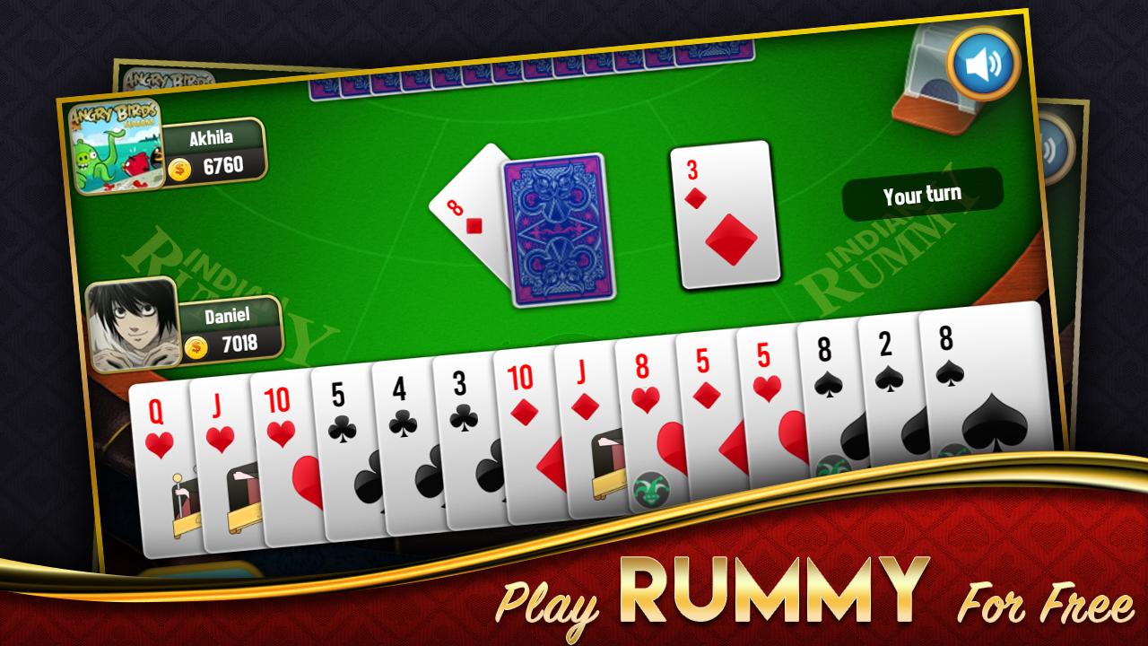 Rummy Online Gratis