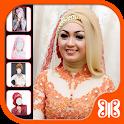 Kebaya Hijab Camera icon