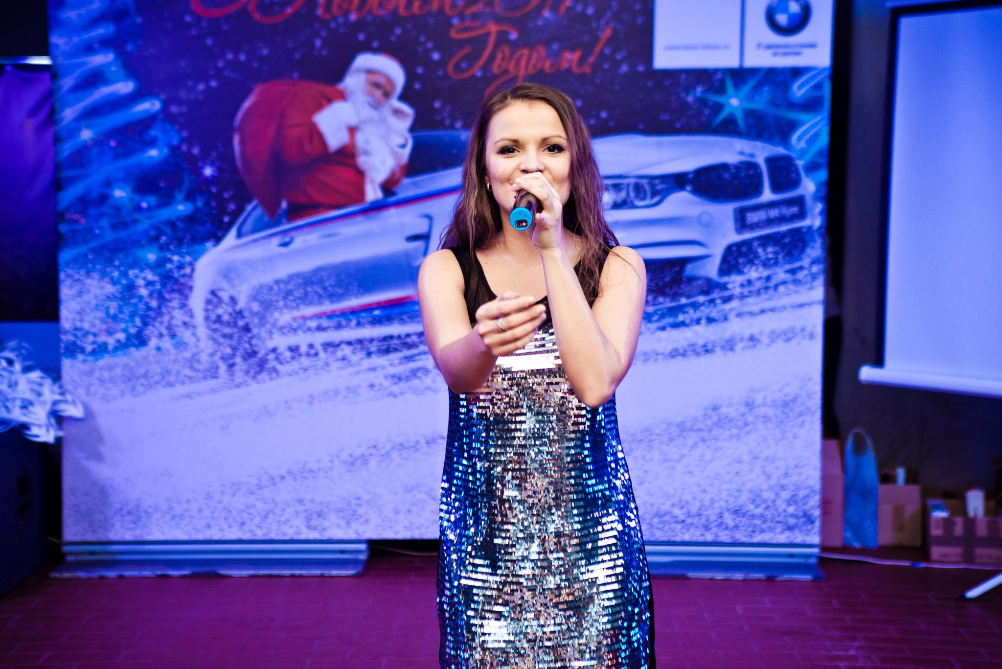 Анна Зацепина в Саратове