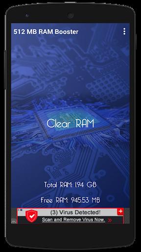 512 MB RAM Booster