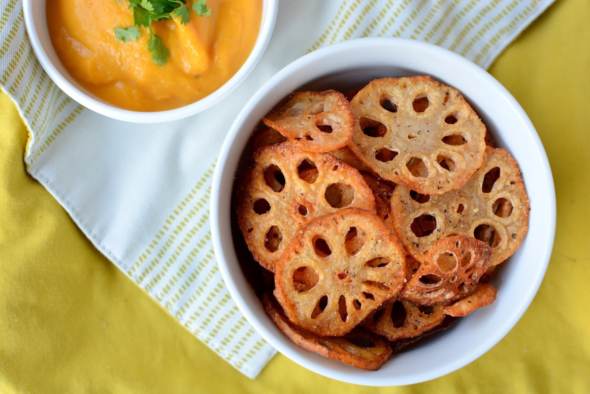 Lotus Root Chips Builicious