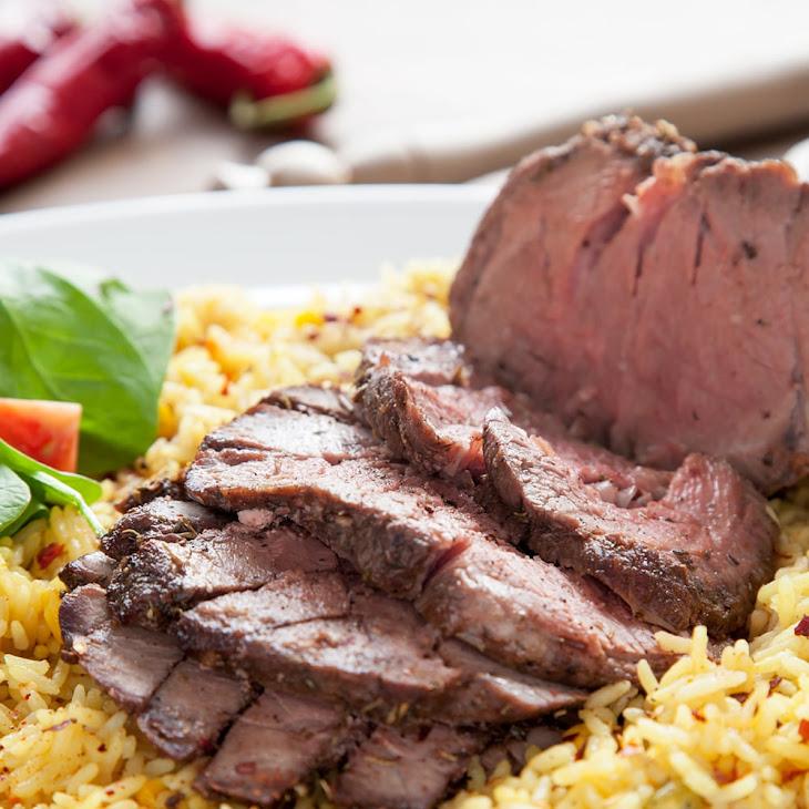 Piri Piri Beef Mini Roast – a Perfect Mid-Week Meal Recipe