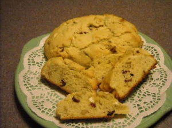 White Chocolate-cranberry Biscotti Recipe