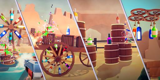 Télécharger Gratuit Bottle Shooting Game apk mod screenshots 4