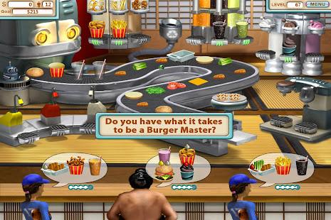 Game Burger Shop - Free Cooking Game APK for Windows Phone