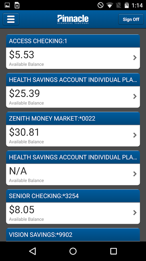 Pinnacle Financial Partners- screenshot