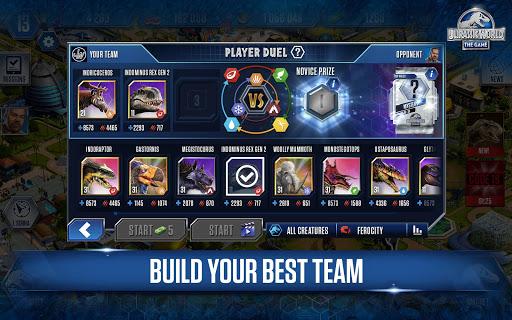 Jurassic Worldu2122: The Game filehippodl screenshot 3