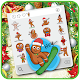 Gingerbread Cookie Emoji Stickers APK