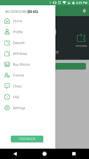 Bitcoin Wallet & Crowdfunding- screenshot thumbnail