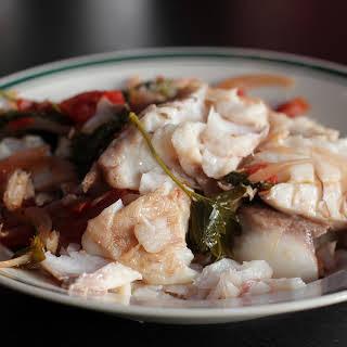 Antonio Carluccio's Fish Soup.