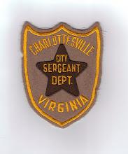Photo: Charlottesville Sheriff