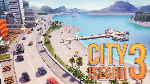 City Island 3 - Building Sim Offline androidiapk screenshots 1