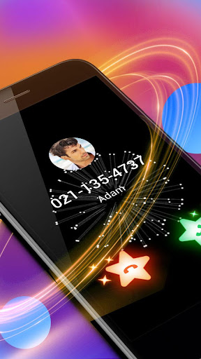 Screenshot for Cool LED Caller Screen in United States Play Store