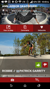 Hubba Skate Spots - náhled