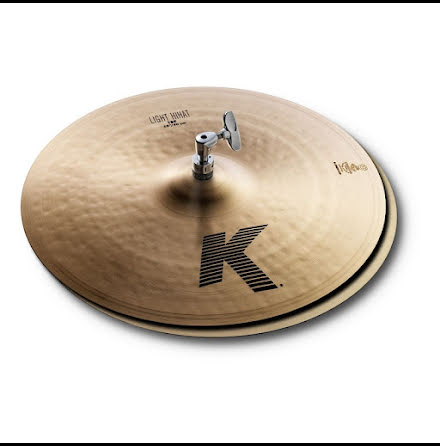 "16"" K Zildjian - Light Hi-hat"