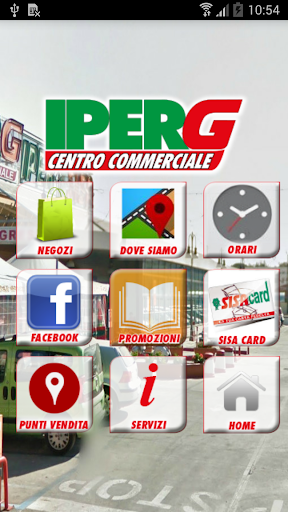 Centro Commerciale Iper g