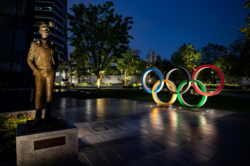 Virus surges fuel fears 100 days before Tokyo Olympics