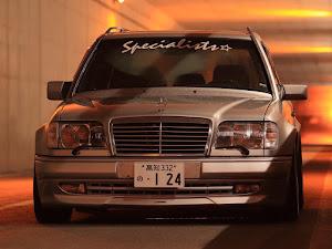 Eクラス ステーションワゴン W124のカスタム事例画像 haruhiko  specialists☆さんの2020年08月11日23:45の投稿