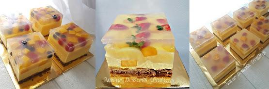 Noble Park: Mango Royale Pudding Cheesecake Baking Workshop (Saturday)