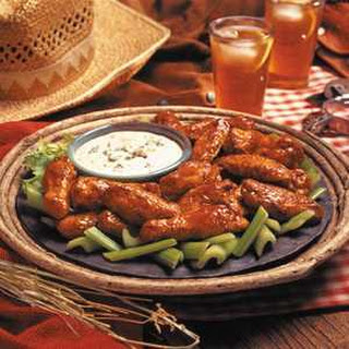Sante Fe Chicken Wings