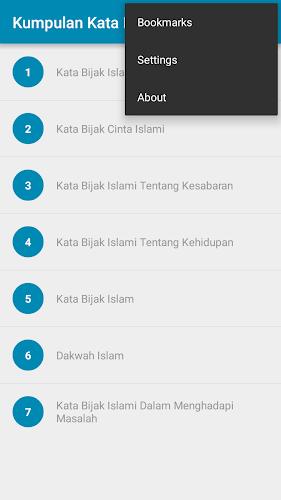 Download Kumpulan Kata Bijak Islam Apk Latest Version App By