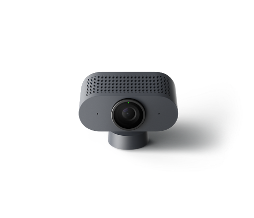 Series One Smart Camera in Charcoal color