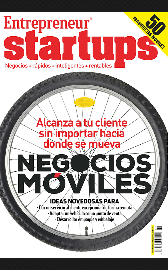Revista Entrepreneur- screenshot