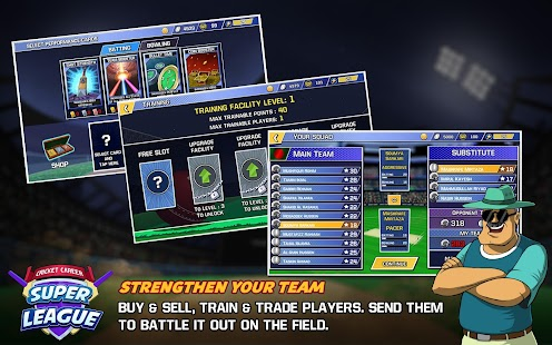 Cricket Career Super League- screenshot thumbnail