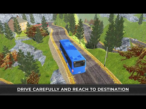 US Offroad Bus Driving Simulator 2018 1.0.1 screenshots 14
