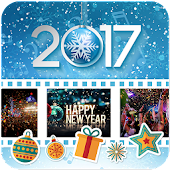 New Year Video Maker 2017