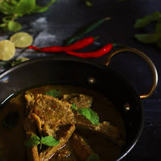 Mutton Chops Curry Recipe-How to make mutton chops curry.