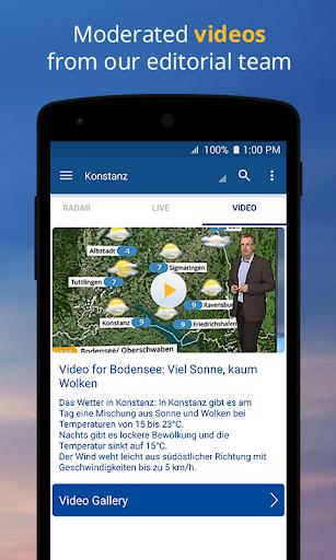wetter.com - Weather and Radar  screenshots 7