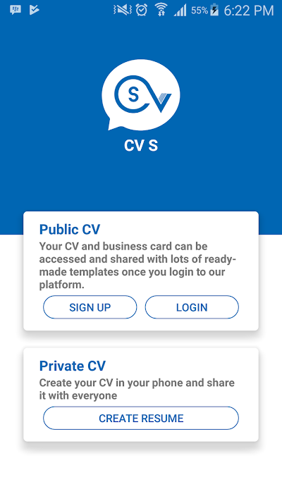 CVS (CV Editor - Resume) APK Download - Apkindo co id