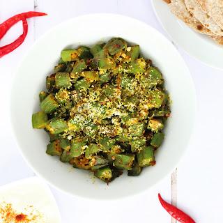 Dried Okra Recipes.