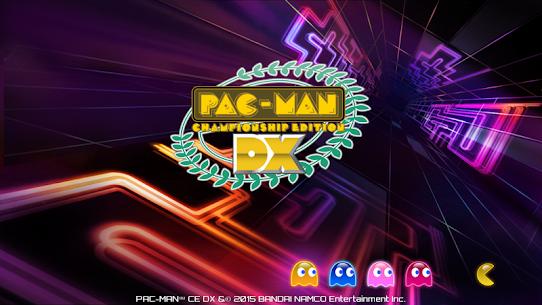 PAC-MAN CE DX 1