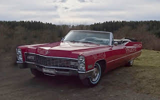 Cadillac Deville Rent Akershus