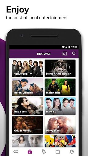HOOQ screenshot 4