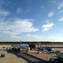 Photo: Turkish Airlines 1672, 10.50 Uhr mit etwas Verspätung